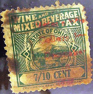 wine tax stamps